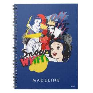 Snow White   One Bite Notebook