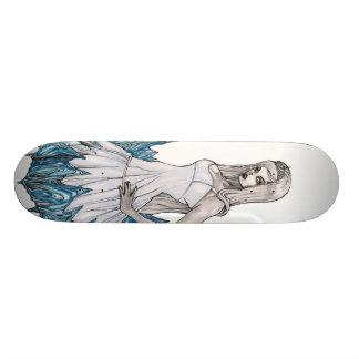 Snow White Queen 19.7 Cm Skateboard Deck