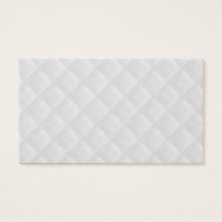 Snow White Quilt Pattern Business Card