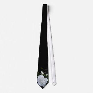 Snow White Rose  -Formal Tie