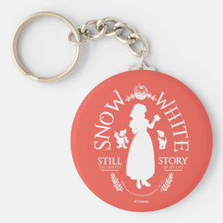 Snow White | Still The Fairest Key Ring