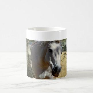 Snow White The Horse, Coffee Mug