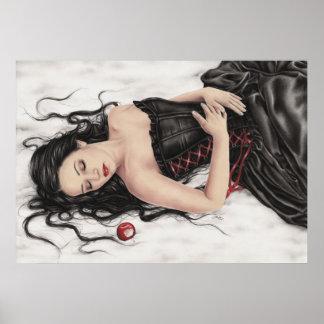Snow Whites Fall Poster