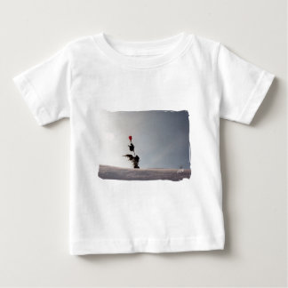 Snow will never kill my Rose Baby T-Shirt