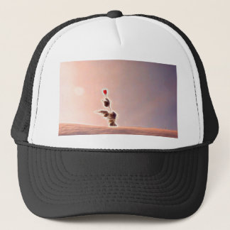 Snow will never kill my Rose Collection Trucker Hat