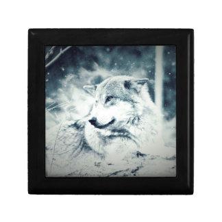 Snow Wolf... Gift Box