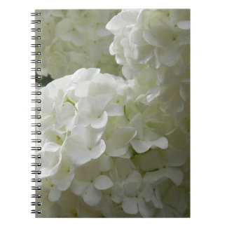 Snowball Bush Notebook