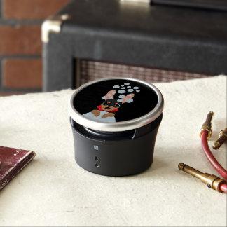 Snowball Miniature Pinscher Dog Bluetooth Speaker