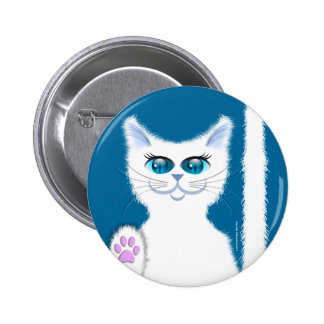 SNOWBELL THE CAT PINS