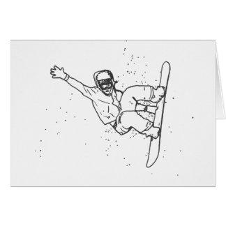 Snowboard Card