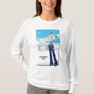 Snowboard Chick T-Shirt