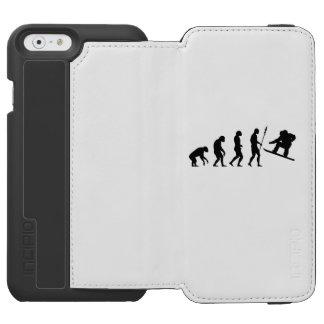 snowboard evolution incipio watson™ iPhone 6 wallet case