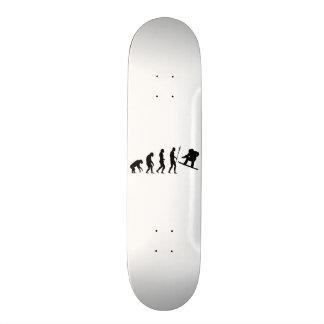 snowboard evolution skate board decks