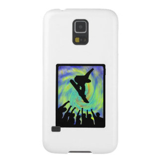 Snowboard Followers Case For Galaxy S5