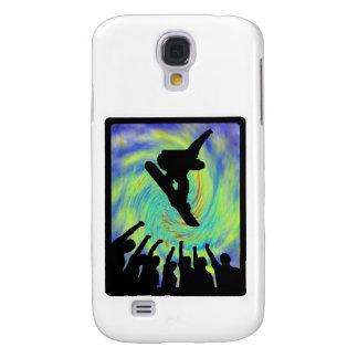 Snowboard Followers Galaxy S4 Case
