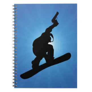 Snowboard Outlaw Notebook