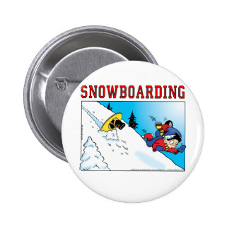Snowboard Pin