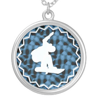 Snowboard Team Necklace