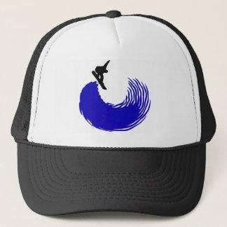 Snowboard Threw Ya Trucker Hat