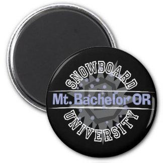 Snowboard University - Mt. Bachelor OR Magnet