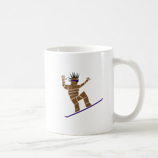 Snowboarder Coffee Mug