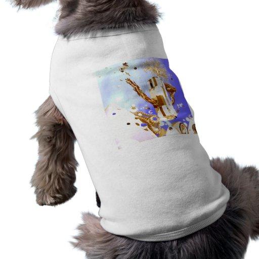 Snowboarder High Jump #10 by fameland Doggie T-shirt