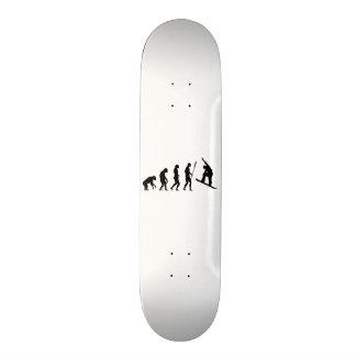 Snowboarding Evolution Skate Board Decks