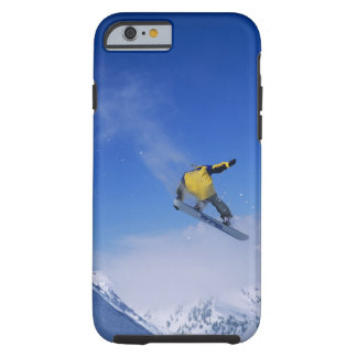 Snowboarding in Grizzly Gulch, Little Cottonwood Tough iPhone 6 Case