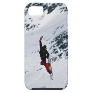 Snowboarding iPhone 5 Case