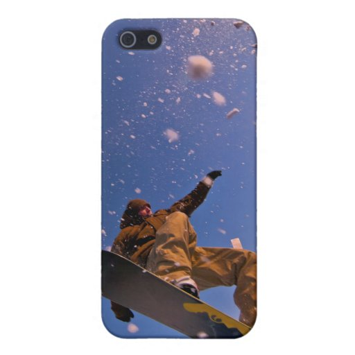Snowboarding Maine Cases For iPhone 5
