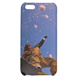 Snowboarding Maine iPhone 5C Cover