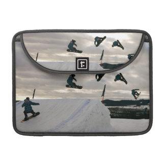"""Snowboarding Tricks 13"""" MacBook Sleeve Sleeves For MacBooks"""