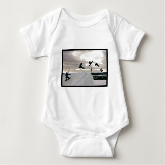 Snowboarding Tricks Baby T-Shirt