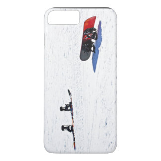 Snowboards On Snow iPhone 7 Plus Case