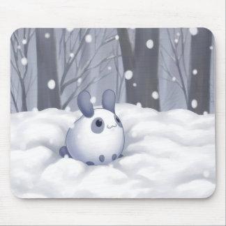 Snowbunny Mousepad