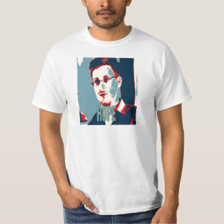 Snowden gives us HOPE!!! T-Shirt