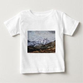 Snowdon Horseshoe in Winter.JPG Baby T-Shirt