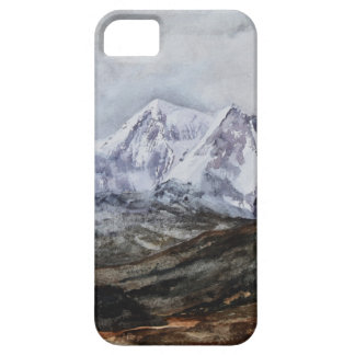 Snowdon Horseshoe in Winter.JPG Barely There iPhone 5 Case