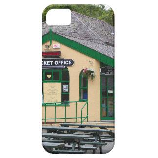 Snowdon Mountain Railway Station, Llanberis, Wales iPhone 5 Case