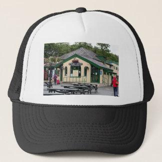 Snowdon Mountain Railway station, Wales, UK Trucker Hat