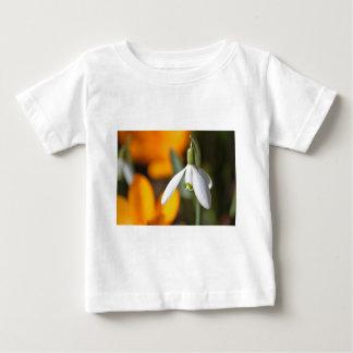 snowdrop baby T-Shirt