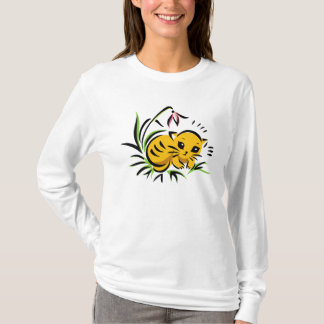 Snowdrop Kitty T-Shirt