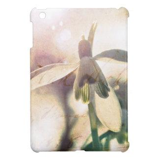 Snowdrop lyrical 01.01q iPad mini cases