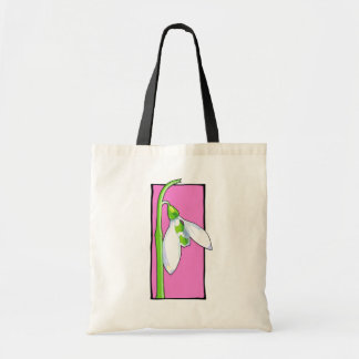 Snowdrop pink Bag