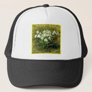 Snowdrops 02.2 (Schneegloeckchen) Trucker Hat
