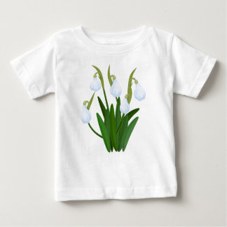 snowdrops 1 baby T-Shirt