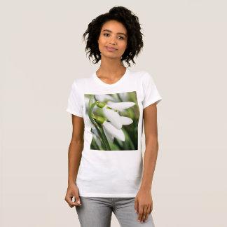 Snowdrops flowers T-Shirt
