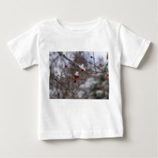 Snowed Berries Baby T-Shirt