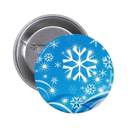 Snowfall Pin
