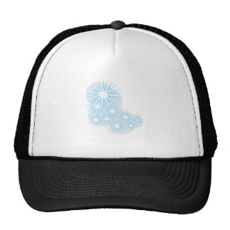 Snowfall Starburst Hat